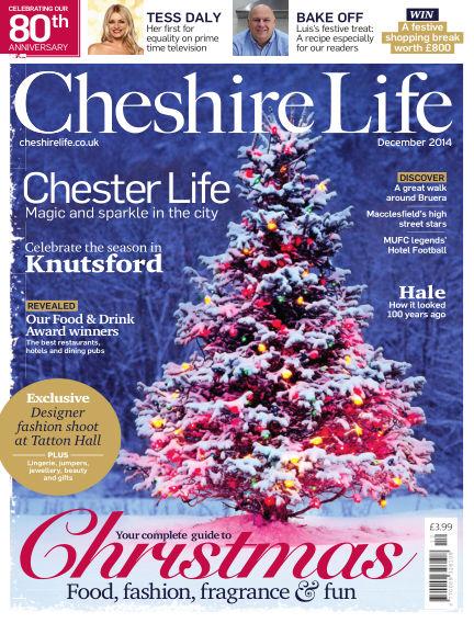 Cheshire Life November 14, 2014 00:00