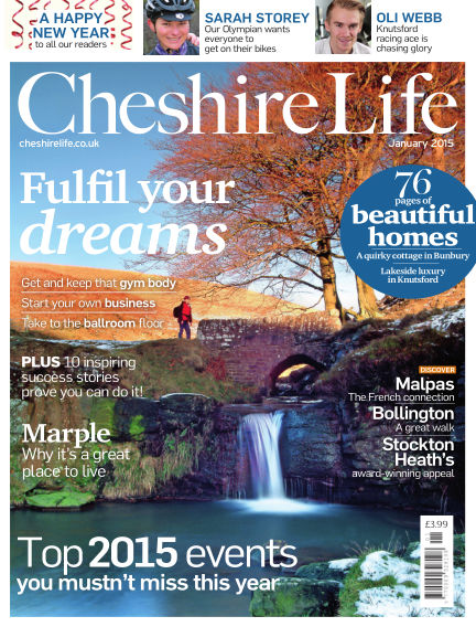 Cheshire Life December 19, 2014 00:00