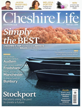 Cheshire Life February 2015