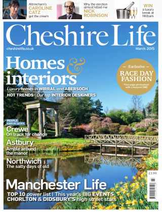 Cheshire Life March 2015