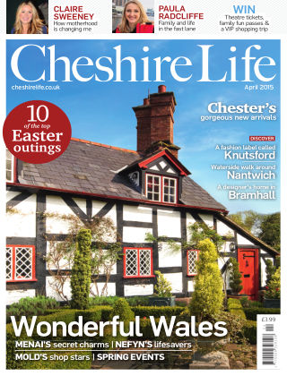 Cheshire Life April 2015