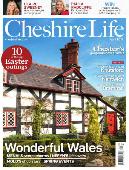 Cheshire Life March 20, 2015 00:00