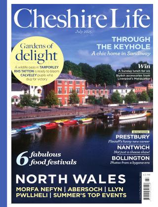Cheshire Life July 2015