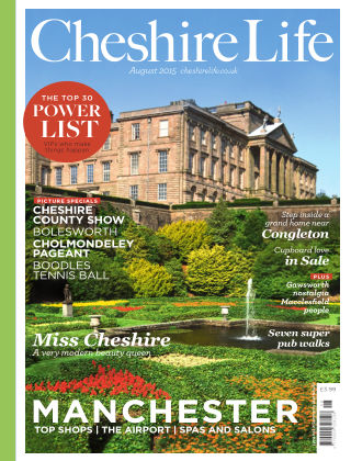 Cheshire Life August 2015
