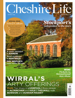 Cheshire Life October 2015