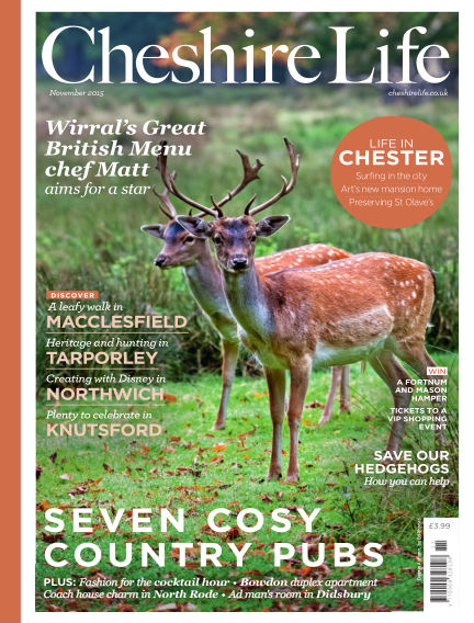 Cheshire Life October 16, 2015 00:00
