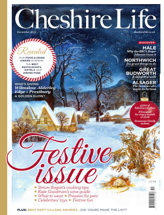 Cheshire Life December 2015