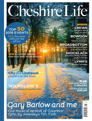 Cheshire Life January 2016