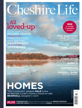 Cheshire Life February 2016