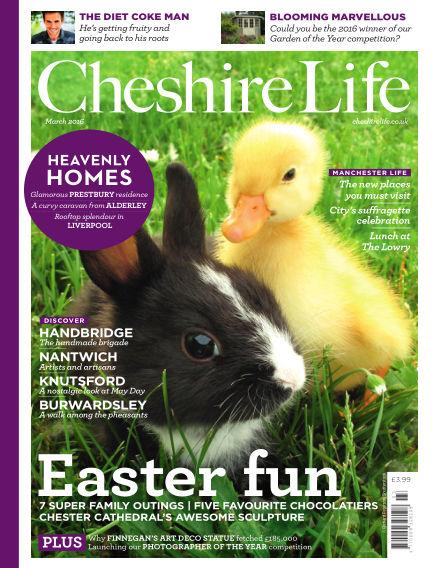 Cheshire Life February 19, 2016 00:00