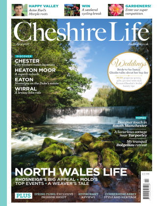 Cheshire Life April 2016
