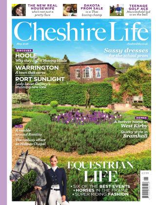 Cheshire Life May 2016