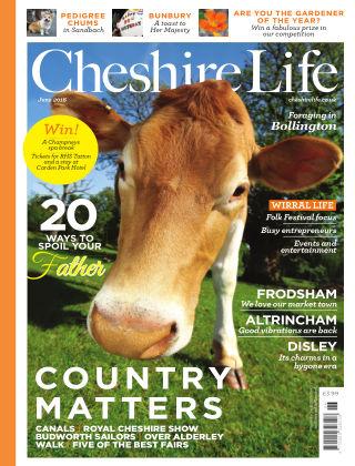 Cheshire Life June 2016