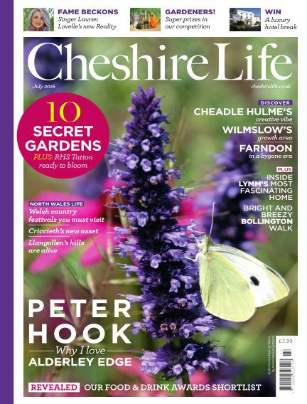 Cheshire Life June 24, 2016 00:00