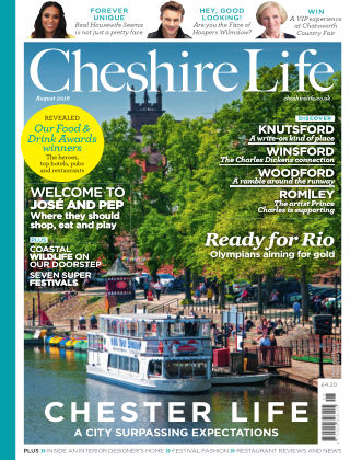 Cheshire Life August 2016