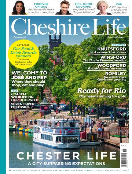Cheshire Life July 22, 2016 00:00