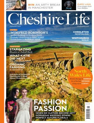 Cheshire Life September 2016