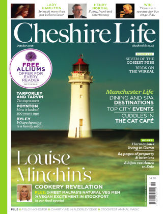 Cheshire Life October 2016
