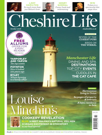 Cheshire Life September 23, 2016 00:00