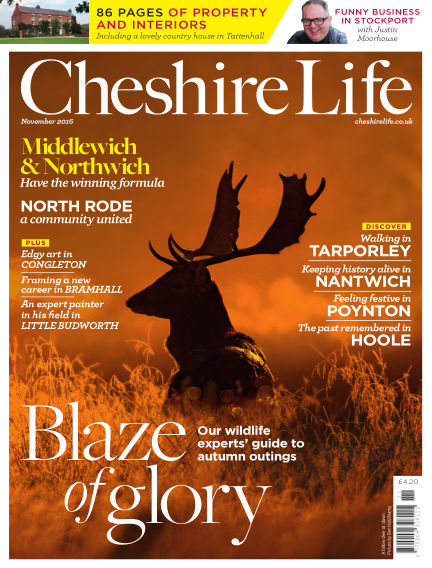 Cheshire Life October 21, 2016 00:00