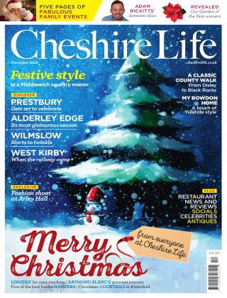 Cheshire Life December 2016
