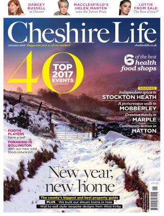 Cheshire Life January 2017