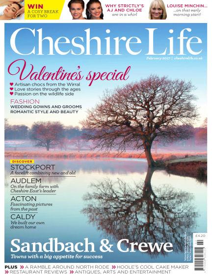 Cheshire Life January 20, 2017 00:00