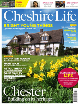 Cheshire Life March 2017