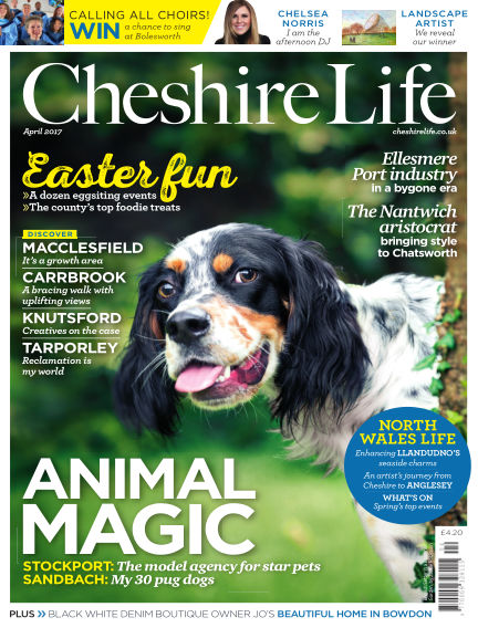Cheshire Life March 17, 2017 00:00