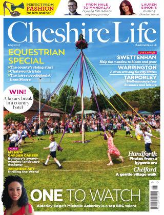 Cheshire Life May 2017