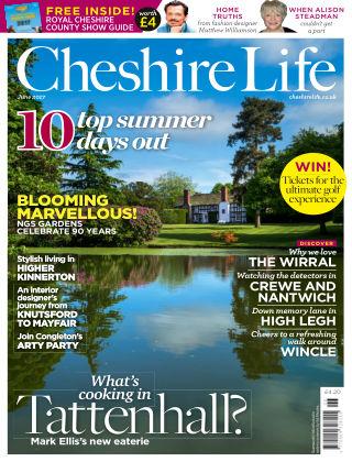 Cheshire Life June 2017