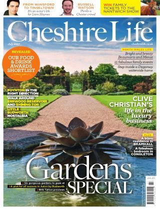 Cheshire Life July 2017