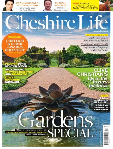 Cheshire Life June 23, 2017 00:00