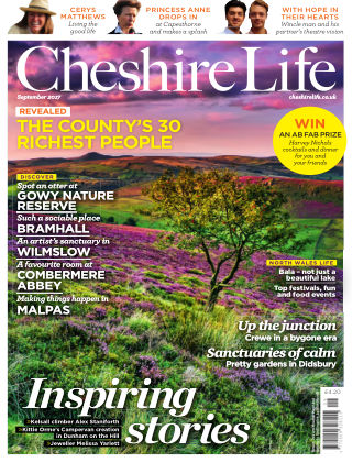 Cheshire Life September 2017