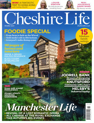 Cheshire Life October 2017