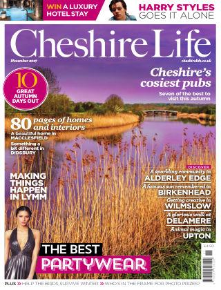 Cheshire Life November 2017