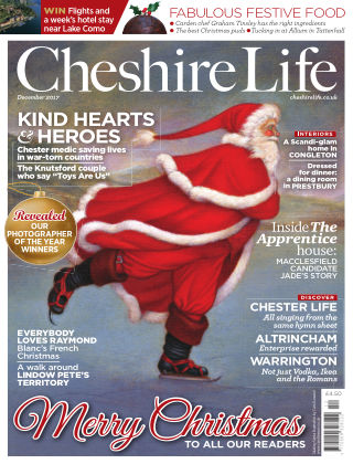 Cheshire Life December 2017