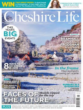 Cheshire Life January 2018