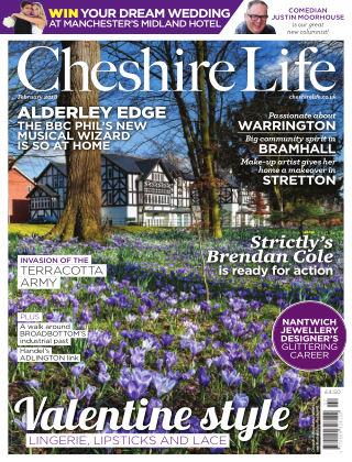 Cheshire Life February 2018