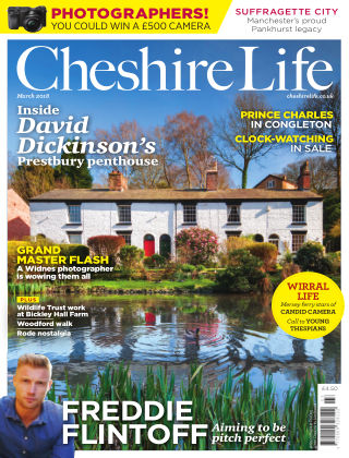 Cheshire Life March 2018