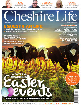 Cheshire Life April 2018