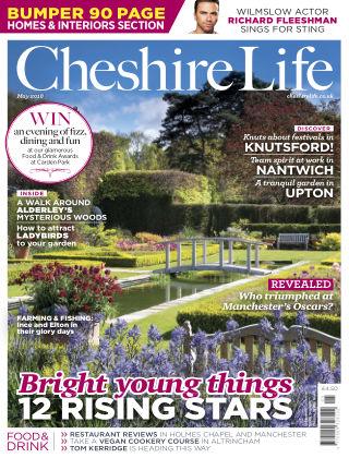 Cheshire Life May 2018
