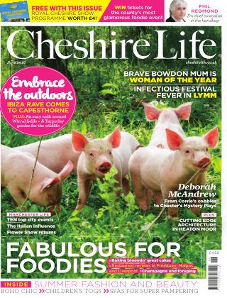 Cheshire Life June 2018