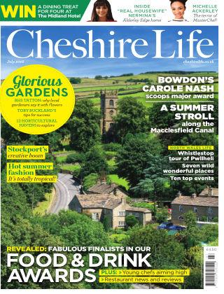 Cheshire Life July 2018