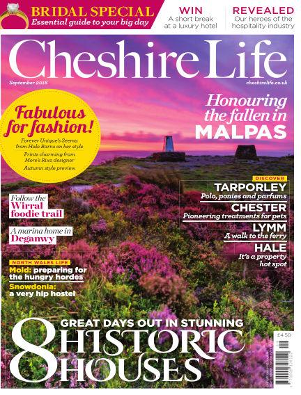 Cheshire Life August 24, 2018 00:00