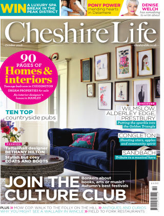 Cheshire Life October 2018