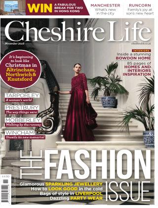 Cheshire Life November 2018