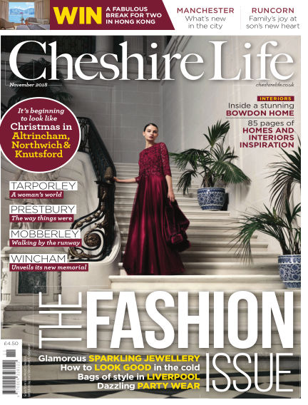 Cheshire Life October 19, 2018 00:00
