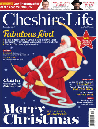 Cheshire Life December 2018