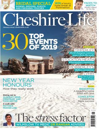 Cheshire Life January 2019